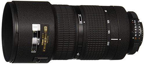 Nikon AF FX NIKKOR 80-200mm f/2.8D ED Zoom Lens with Auto Focus for Nikon DSLR Cameras