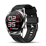 Smart Watch, <span class='highlight'>BYTTRON</span> Fitness Trackers with 24 Sport Modes, Sleep Monitor, 1.3 inch Screen, Activity Tracker Pedometer <span class='highlight'>Smartwatch</span> for Men and Women, Notification for iOS Android Phone