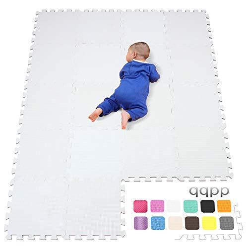 Qqpp Alfombra Puzzle Niños Bebe Infantil - Suelo