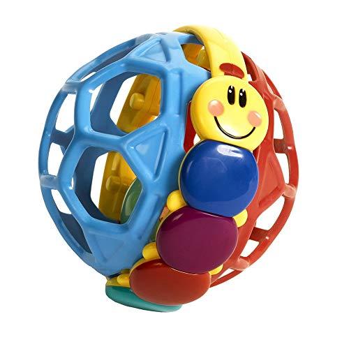 1Pcs Nette Baby-Rasseln Kinder Rattle Spielzeug Hand Shake Rattle Kugel Kleinkind Musik Bell Ball Educational Schnappen Kugel Shaker