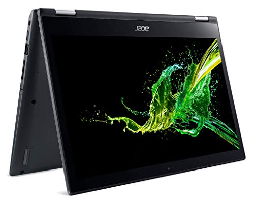 Notebook 4 em 1 Acer Spin 3 SP314-51-C3ZZ, Intel Core i7-8550U, 8 GB RAM, 256 GB SSD, Tela 14' HD Multi-touch LCD', Windows 10