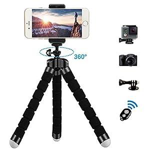 JOBY GorillaPod Mobile Mini tripode Smartphone/Cámara de acción 3 ...