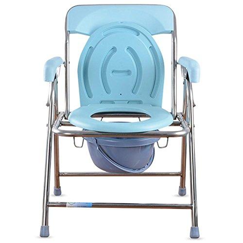 Alte Sledge-Schminktisch Badezimmer Schminktisch Senioren, Schwangere, Person mit Behinderung Stuhl Kommode ohne Rad)