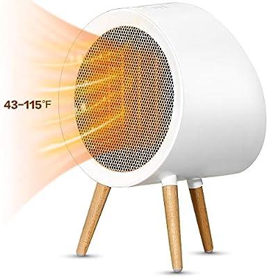 JIANYIJIA BH7M Space Heater, M, White
