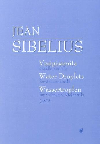 Water Droplets : for violin and cello