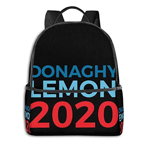 Ja Donaghy Liz Le 30 Ro 2020 Election Donaghy Le Pullover Sudadera con Capucha Estudiante Escuela Bolsa Ciclismo Ocio Viajes