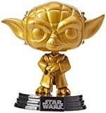 Star Wars Funko Pop! Películas: Gold Edition - Yoda...
