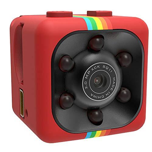 YouthRM Cámara HD WifiHD 720P / 1080P Dados Video Cámara con Sensor de Visión Nocturna Control Remoto,Red,720P