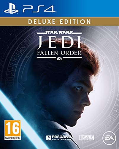 Star Wars JEDI: Fallen Order - Deluxe Edition (PS4) - Deutsch, Englisch, Französisch, Spanisch, Italienisch
