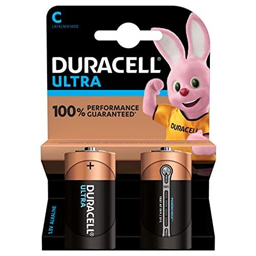 Duracell Ultra C Batteria, confezione da 2