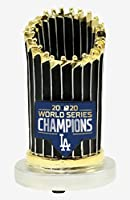 MLB L. A. Dodgers 2020 World Series Champions Trophy Paperweight