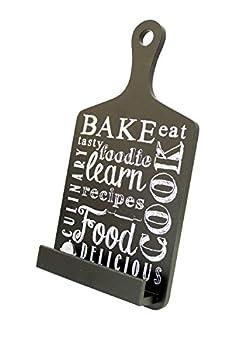 Boston Warehouse Bake cookbook and tablet holder