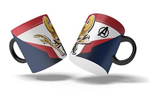 Taza Avengers Loki