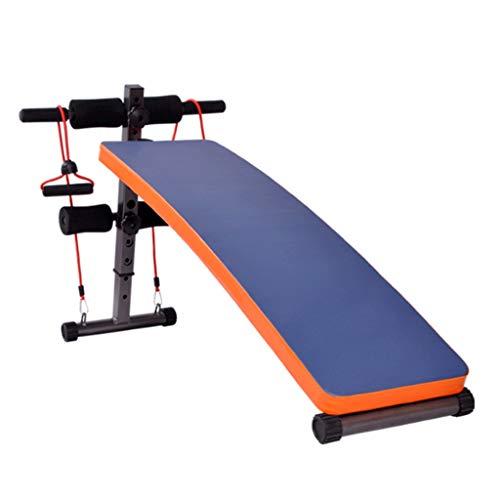 FABAX halterbank, halterbank, fitnessapparatuur, huishoudelijk, multifunctionele fitness-stoel vanaf plank, buik, bureau, sit-board, platte bank, fitnessbank