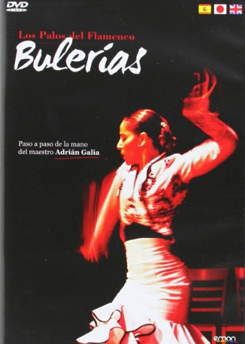 Documental Didáctico Flamenco: Bulerías (Import) (Dvd) (2014) Adrián Galia