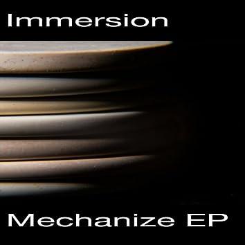 Mechanize EP