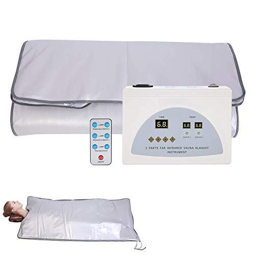 ZYJFP Infrarood sauna-deken, ontgiftingsdeken, ter verlichting van fysicische vermoeidheid, zur, beauty-instrument, voor het hele lichaam schoonheidssalon
