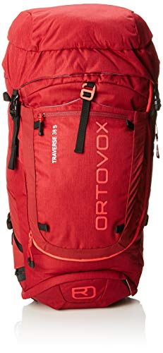 Ortovox Traverse 38 S Rucksack, 63 cm, 38 Liter, Dark Blood Blend