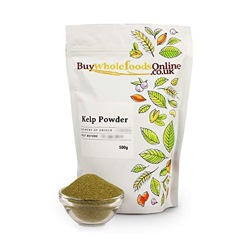 Kelp Powder 500g (Buy Whole Foods Online Ltd.)