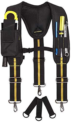 Tirantes de cinturón de herramientas,Cinturones de herramientas de electricista de servicio pesado,Bolsa...