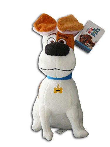Max 30cm Chien Terrier Comme des bêtes The Secret Life of Pets Peluche Ami Protagoniste Origine Film Animation Comédie Poupée Grande Qualité Animal Compagnie
