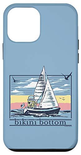 iPhone 12 mini SpongeBob SquarePants Bikini Bottom Sailboat Case