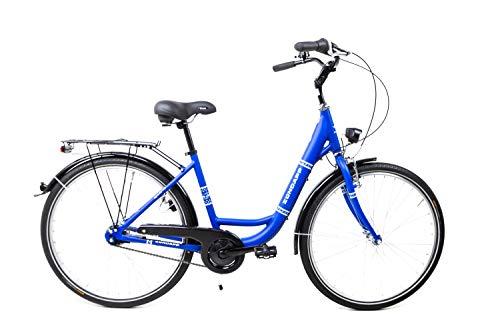 26 Zoll Fahrrad Zündapp Red 4.0 City Bike Shimano Nabenschaltung 7 Gang blau