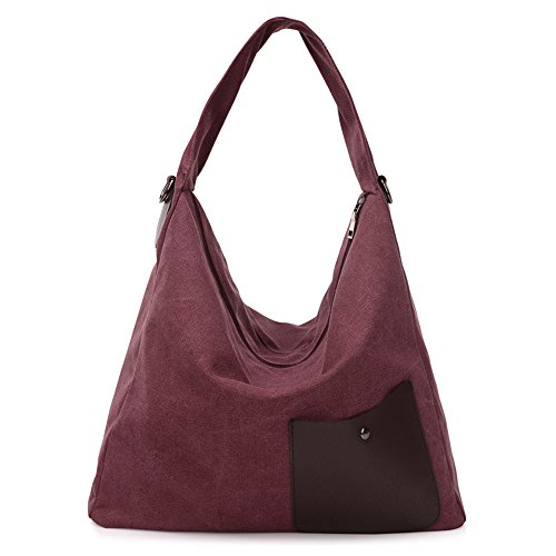 BYD - Donna Bag Borse a spalla Mutil Function Bag Crossbody Bag Borse Tote Borse a mano