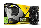 ZOTAC GeForce GTX 1080 8GB Mini Grafikkarte (NVIDIA GTX 1080, 8GB GDDR5X, 256bit, Base-Takt 1620 MHz, Boost-Takt 1759 MHz, 10 GHz)
