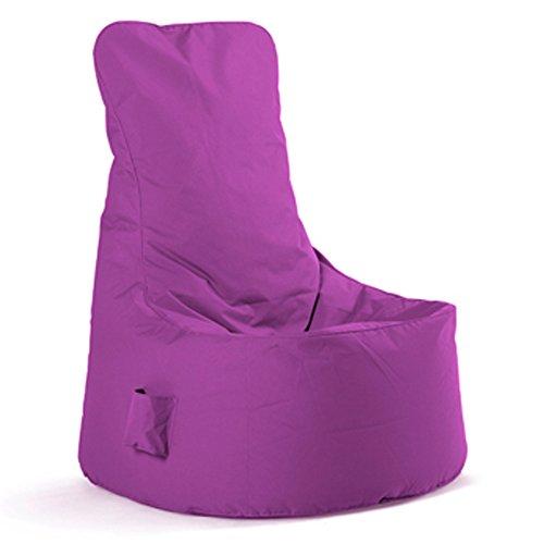 Sitting Bull - CHILL SEAT - Sitzsack - Mini - violett/lila