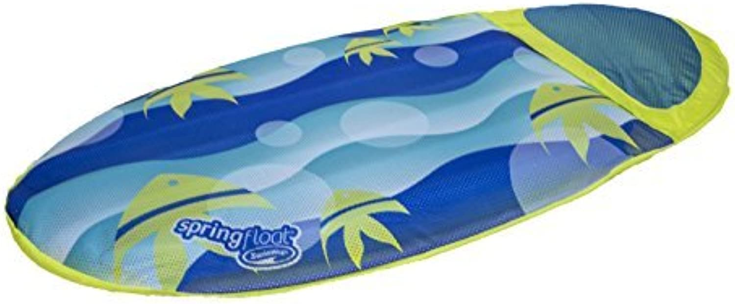 suministramos lo mejor SwimWays SwimWays SwimWays Tropical Fish Spring Float SunDry Lounger by SwimWays  Envio gratis en todas las ordenes