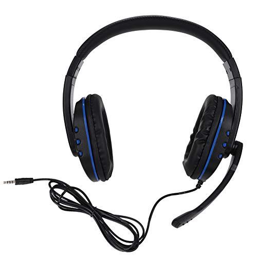 SALUTUY Auriculares, Auriculares para Juegos Interruptor De Silencio Música Múltiple Potente Bajo para Juegos para/Slim/Pro/Ones X/Switch