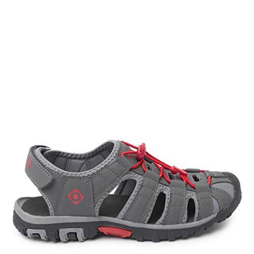 Izas   Sandalias Deportivas para Hombre y Mujer Frosty   Sandalias de Trekking y Senderismo   Chanclas Ligeras y Cómodas Diseñadas para Caminar   Poliéster   Escarpines   Verano   Cierre Velcro