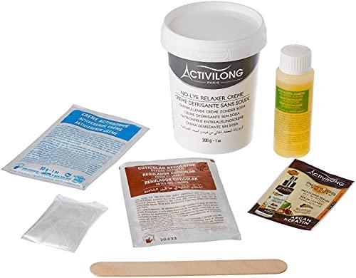 Activilong Actiliss Défrisant Normal sans Soude Argan et Kératine