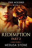 REDEMPTION, Part 2: THE ACCORD (English Edition)