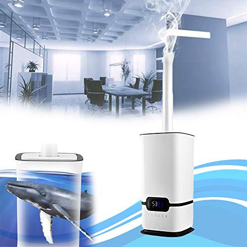Duschkopf Ultraschall Industrie Luftbefeuchter Großer Kapazität Nebelbefeuchter Mit Wiederverwendbarem Für Kommerzielle