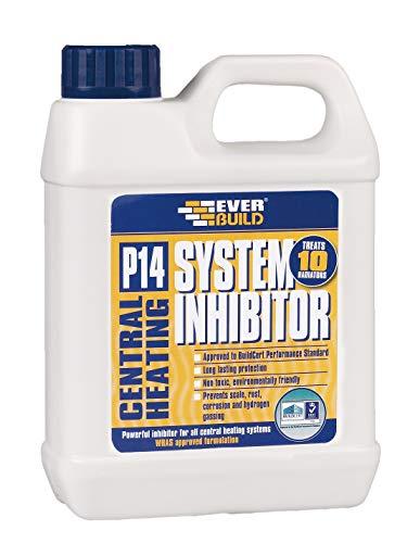 Everbuild P14INHIB1 P14 - Inhibidor para sistemas de calefacción central (1 L)