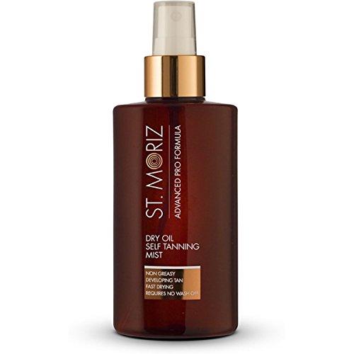 St Moriz Spray Aceite Seco - Advanced Pro 21 G, Amarillo