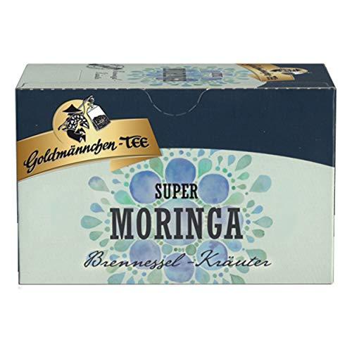 Goldmännchen-Tee Detox Moringa (1x30g) (20 Filterbeutel à 1,5g)