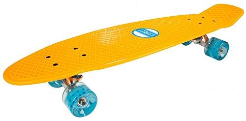 D Street en polypropylène Violet Grande Lime Skateboard complet Cruiser 28 cm