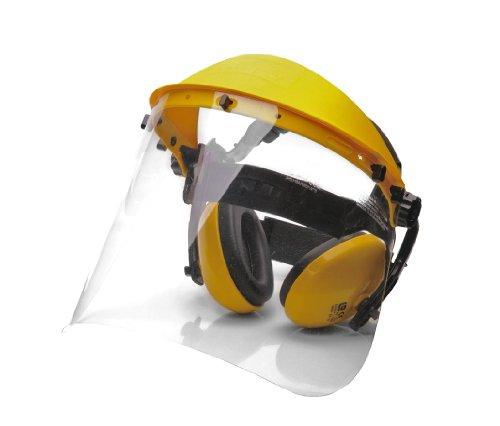 Portwest PW90YER Gesichtsschutz und Gehörschutz, aus PPE