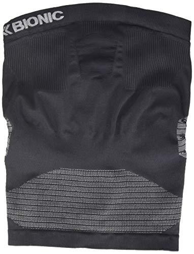 X-Bionic Nd-Ya27W19U, Scalda Collo Unisex – Adulto, Charcoal/Pearl Grey, M