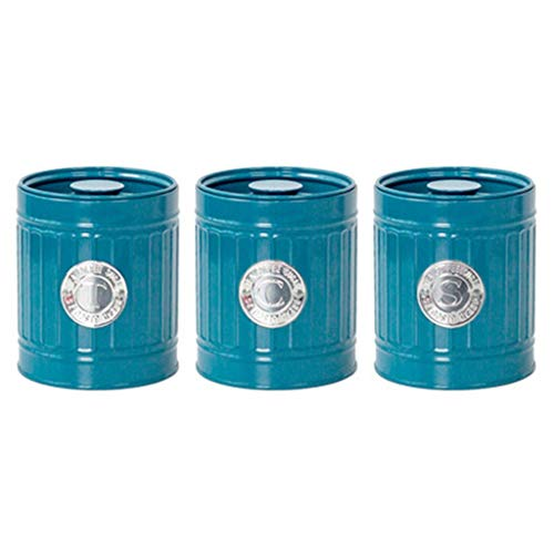 SKREOJF 800 ml contenedores de Almacenamiento para el hogar para café con Leche en Polvo de Leche en Polvo de Metal contenedores de Alimentos azúcar Caramelo Jarra de Miel Caja de Cocina