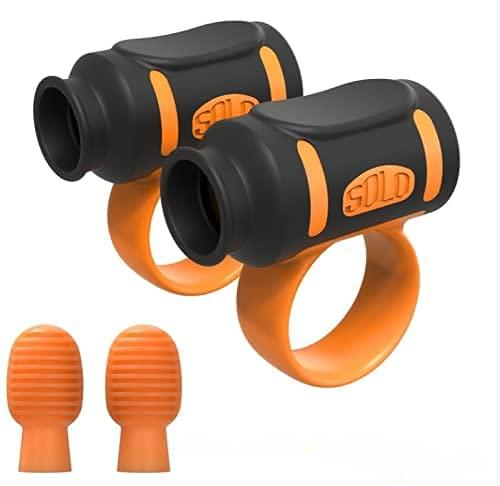 Accessori per bacchette, clip facili da ruotare e 2 ammortizzatori silenziosi (# 5)