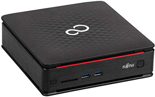Fujitsu Esprimo Q920 – Mini-PC, 0 Watt, Intel Core i7-4765t mit 8 GB, SSD mit 256 GB, Windows 10 Pro (generalüberholt)