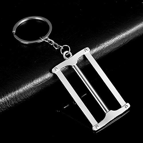 RS Handwerker Schlüsselanhänger Hammer Bohrmaschiene Gabelschlüssel Zange Rohrzange Axt Säge Holzsäge (Gestellsäge)