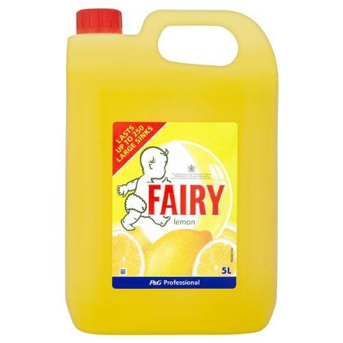 Fairy Profesional Lemon Zest detergente líquido 1 x 5L