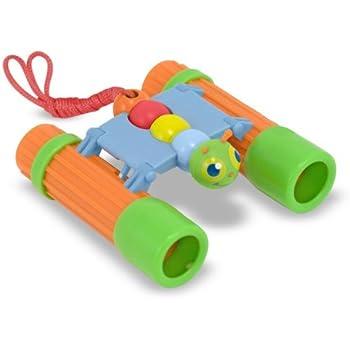Melissa & Doug Sunny Patch Happy Giddy Toy Binocular for Kids