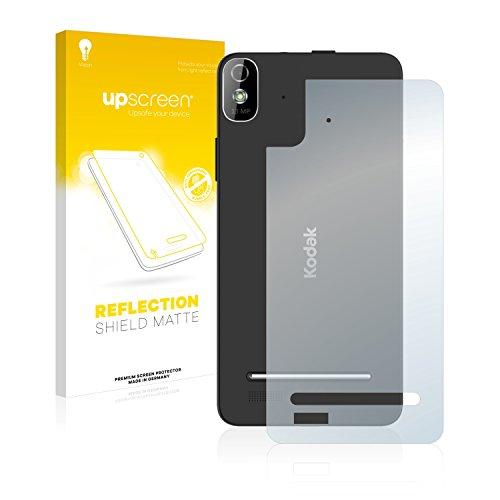 upscreen Entspiegelungs-Schutzfolie kompatibel mit Kodak IM5 Rückseite – Anti-Reflex Bildschirmschutz-Folie Matt