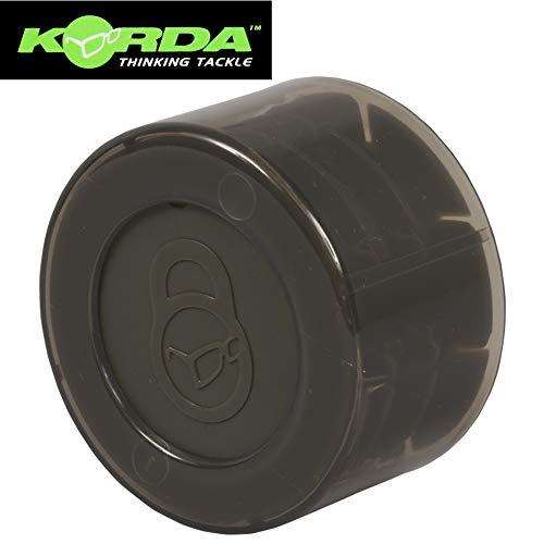 Korda Leader Safe Small - Rig Angelbox für Karpfenvorfächer, Tacklebox für Karpfenmontagen, Box für Karpfenrigs, Vorfachbox
